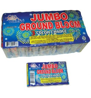 Jumbo Ground Bloom Flower