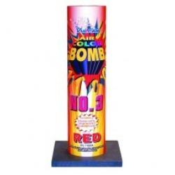 "Air Colour Bomb ""Red"""